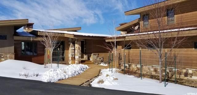 2065 E Canyon Gate Rd, Park City, UT 84098 (#1664283) :: Utah Best Real Estate Team | Century 21 Everest