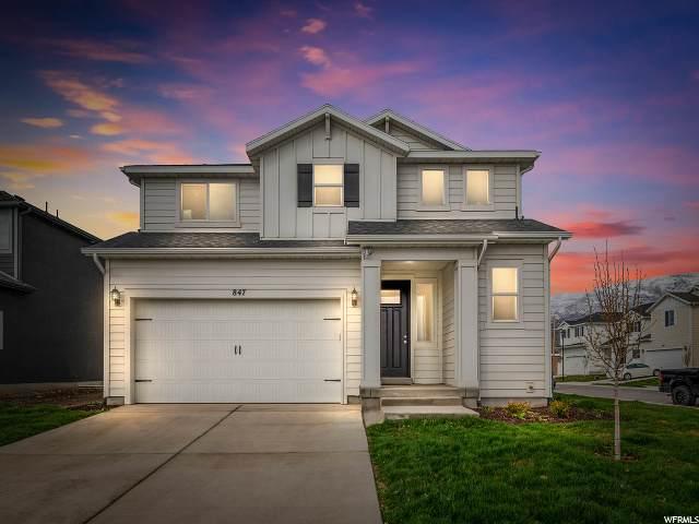 847 E 380 S, American Fork, UT 84003 (#1664291) :: Bustos Real Estate | Keller Williams Utah Realtors