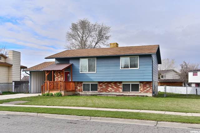 4258 W Stane Ave, West Valley City, UT 84120 (#1664292) :: Big Key Real Estate