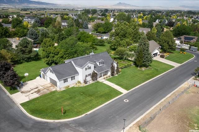 3923 Hillside Dr, Nibley, UT 84321 (#1664294) :: Utah Best Real Estate Team | Century 21 Everest
