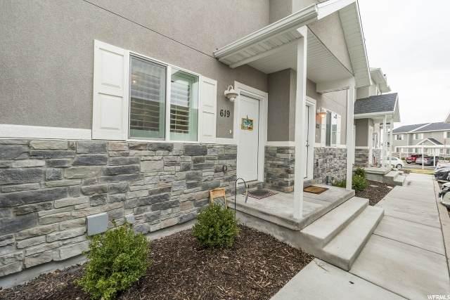 619 N Shay Ln W, Tooele, UT 84074 (#1664298) :: Big Key Real Estate