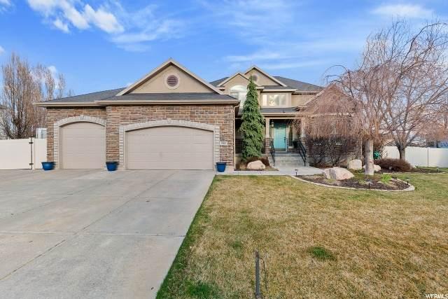 314 Cold Creek Way, Layton, UT 84041 (#1664299) :: Utah Best Real Estate Team | Century 21 Everest