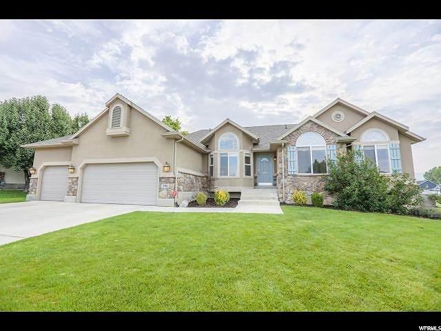 396 N 1580 E, Lehi, UT 84043 (#1664307) :: Bustos Real Estate | Keller Williams Utah Realtors