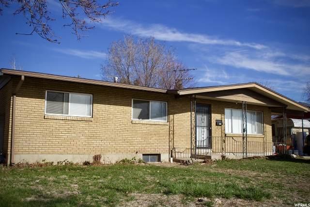 2244 N 175 W, Sunset, UT 84015 (#1664314) :: Utah Best Real Estate Team | Century 21 Everest