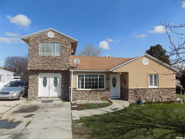 3336 W 3800 S, West Valley City, UT 84119 (#1664318) :: Bustos Real Estate | Keller Williams Utah Realtors