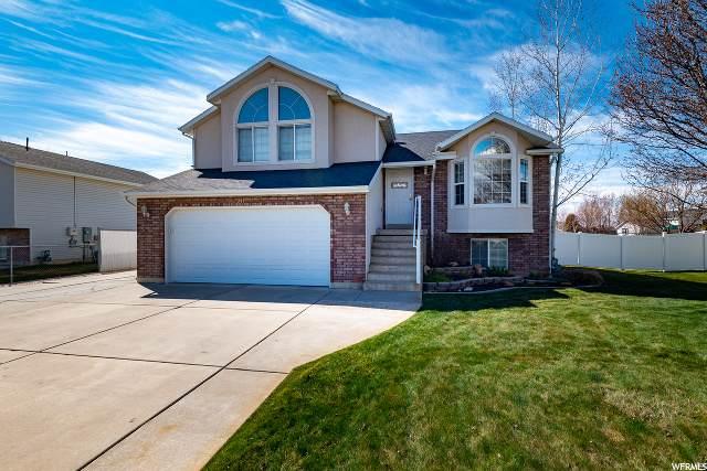 2419 N 2275 W, Clinton, UT 84015 (#1664336) :: Utah Best Real Estate Team | Century 21 Everest