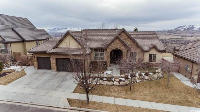 2213 W Aspen Wood Loop, Lehi, UT 84043 (#1664375) :: Exit Realty Success