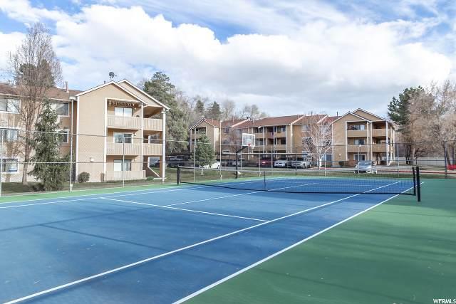 1285 E Ridge Meadow Ln S 8I, Cottonwood Heights, UT 84047 (#1664377) :: Bustos Real Estate | Keller Williams Utah Realtors