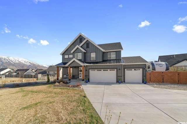 6301 W Sutherland Dr, Highland, UT 84003 (#1664380) :: Big Key Real Estate