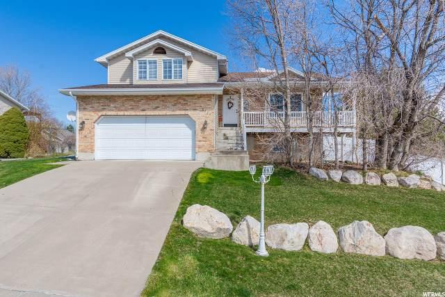 2275 E 3350 N, Layton, UT 84040 (#1664387) :: Big Key Real Estate