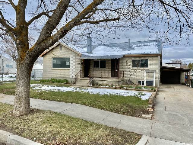 164 Russell Ave, Tooele, UT 84074 (#1664394) :: Red Sign Team