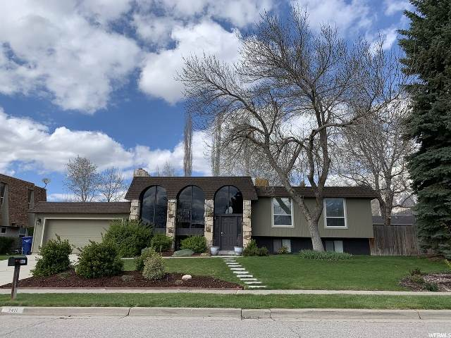3411 E Enchanted Dr, Cottonwood Heights, UT 84121 (#1664413) :: The Fields Team