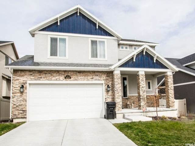 4224 W Maddingly Cir, Herriman, UT 84096 (#1664471) :: RE/MAX Equity