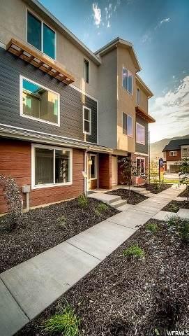 1139 E Hatch Row #1088, Saratoga Springs, UT 84045 (#1664475) :: Big Key Real Estate