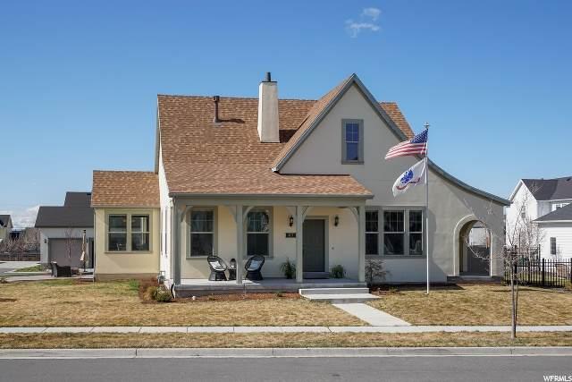 407 N Joseph Acres Rd, Kaysville, UT 84037 (#1664476) :: Big Key Real Estate