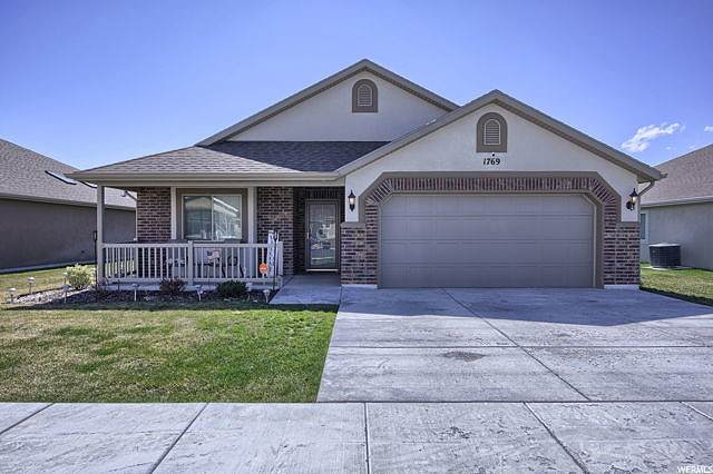 1769 W 3025 S, Syracuse, UT 84075 (#1664480) :: RE/MAX Equity