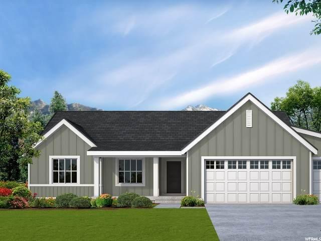2624 N Walter Way #232, Layton, UT 84040 (#1664486) :: Big Key Real Estate
