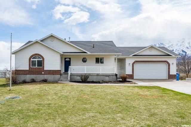 396 E 250 S, Mendon, UT 84325 (#1664490) :: Big Key Real Estate