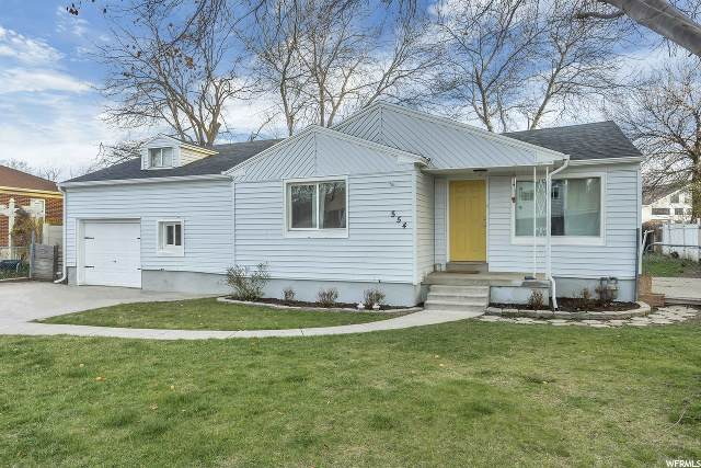 554 E 3635 S, Salt Lake City, UT 84106 (#1664494) :: Utah Best Real Estate Team | Century 21 Everest