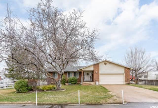 4060 W 2550 S, Taylor, UT 84401 (#1664510) :: Big Key Real Estate