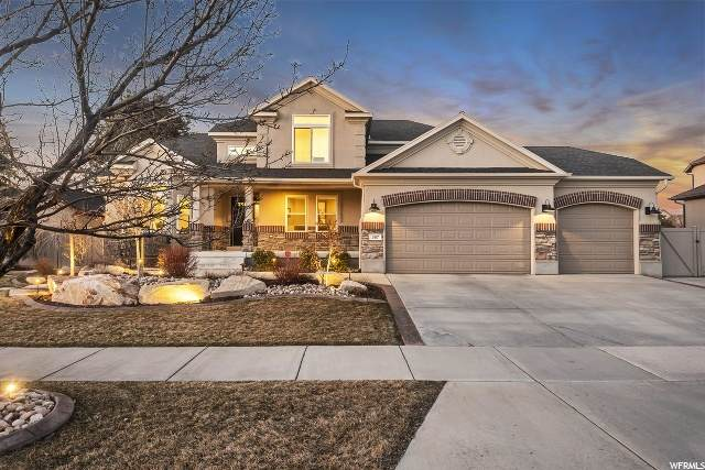 387 E Midlake Dr, Draper, UT 84020 (#1664547) :: Utah Best Real Estate Team   Century 21 Everest