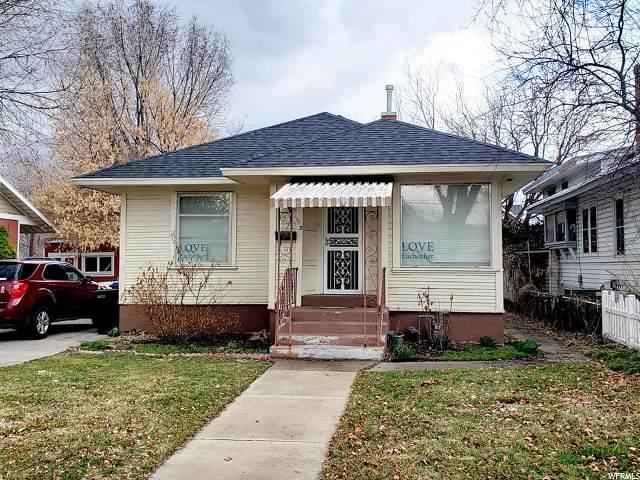 113 W 400 N, Logan, UT 84321 (#1664587) :: Bustos Real Estate | Keller Williams Utah Realtors