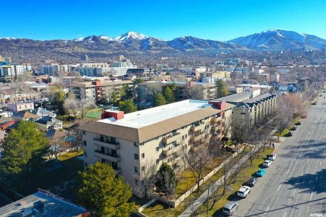 339 E 600 S #1301, Salt Lake City, UT 84111 (#1664598) :: Utah Best Real Estate Team | Century 21 Everest