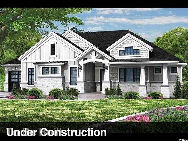 695 Bridal Creek Ln #74, Heber City, UT 84032 (#1664610) :: Bustos Real Estate | Keller Williams Utah Realtors