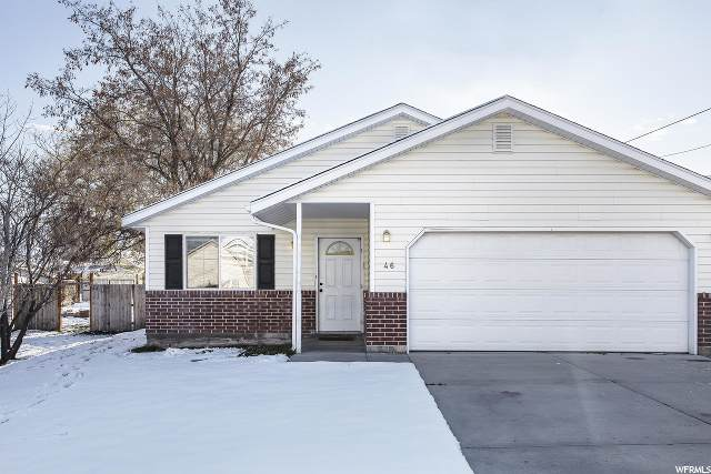 46 N 4TH, Tooele, UT 84074 (#1664620) :: Colemere Realty Associates
