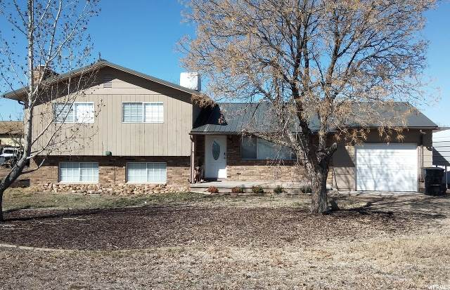 2082 S S. State St. E, Roosevelt, UT 84066 (#1664623) :: Bustos Real Estate | Keller Williams Utah Realtors