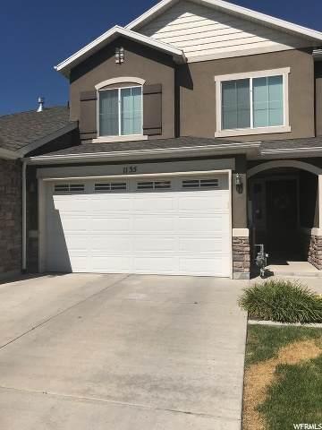 1135 N Chatteris Dr W, North Salt Lake, UT 84054 (#1664645) :: Big Key Real Estate