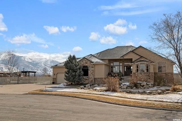 1455 N Flint Ct, Kaysville, UT 84037 (#1664649) :: Doxey Real Estate Group