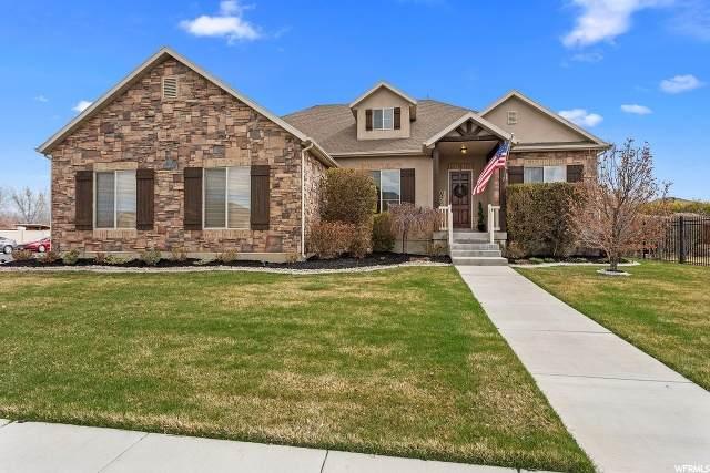 2817 S 1415 W, Syracuse, UT 84075 (#1664659) :: Big Key Real Estate