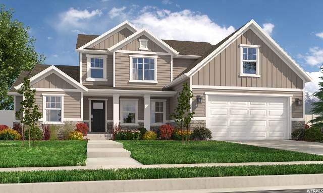 91 E Garibaldi Way Way #301, Saratoga Springs, UT 84045 (#1664663) :: Big Key Real Estate