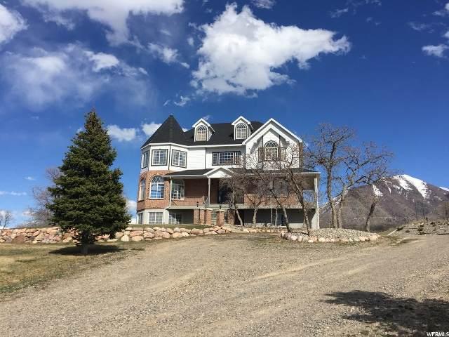 10929 S Loafer Canyon Rd, Salem, UT 84653 (#1664669) :: Utah Best Real Estate Team | Century 21 Everest