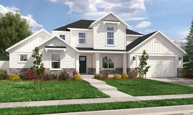 104 E Garibaldi Way Way #310, Saratoga Springs, UT 84045 (#1664678) :: Big Key Real Estate