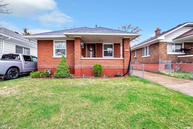 2066 S Monroe Blvd E, Ogden, UT 84401 (#1664685) :: Big Key Real Estate