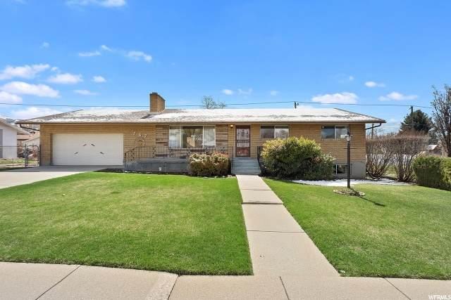 767 W 1900 S, Woods Cross, UT 84087 (#1664687) :: Big Key Real Estate