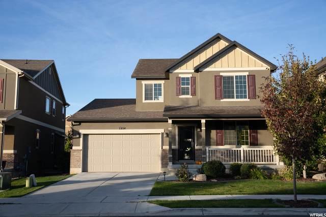 13154 S Brickshire Ln W, Herriman, UT 84096 (#1664690) :: Big Key Real Estate