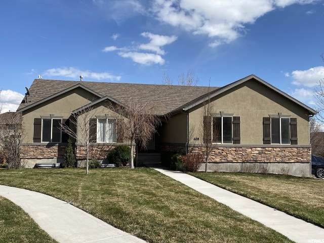 628 N Fox Cir, Saratoga Springs, UT 84045 (#1664692) :: Colemere Realty Associates