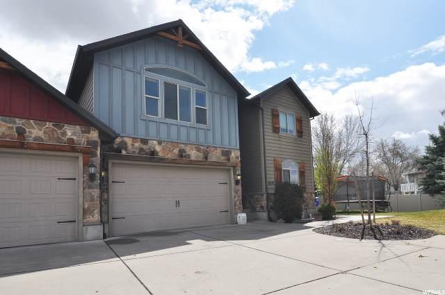 839 S Rice Rd, Farmington, UT 84025 (#1664702) :: Big Key Real Estate