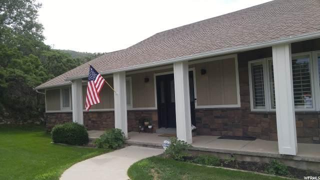 1360 E 600 N, Bountiful, UT 84010 (#1664705) :: Big Key Real Estate