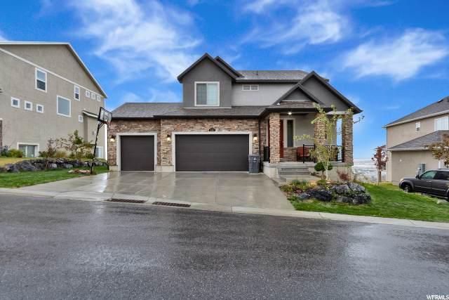444 S Sunset Ridge Dr E, North Salt Lake, UT 84054 (#1664709) :: Big Key Real Estate