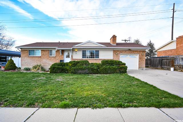 764 W 770 S, Woods Cross, UT 84087 (#1664711) :: Big Key Real Estate