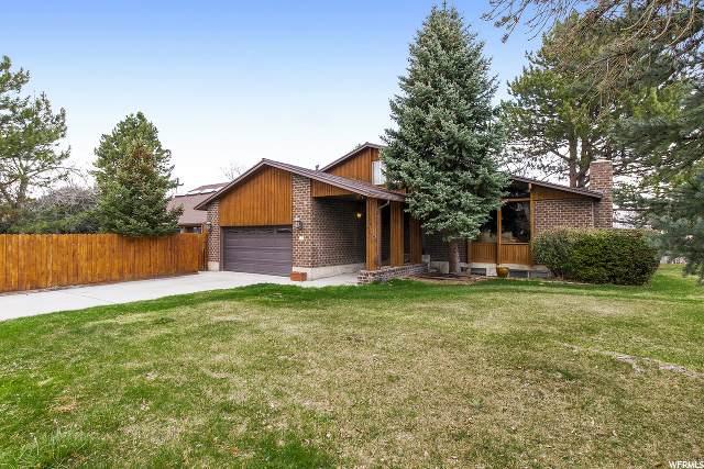 710 W Aspen Heights Dr S, Salt Lake City, UT 84123 (#1664712) :: EXIT Realty Plus