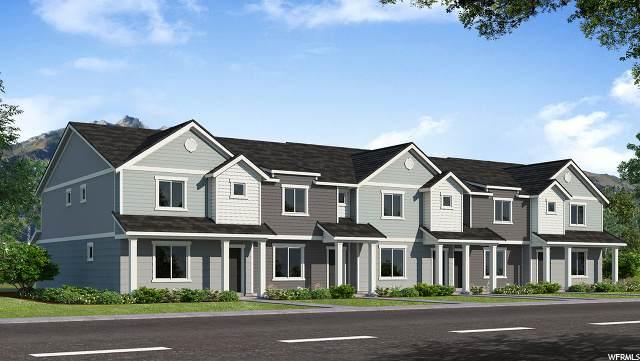 68 N Drydock Row W #1037, Saratoga Springs, UT 84045 (#1664716) :: RE/MAX Equity