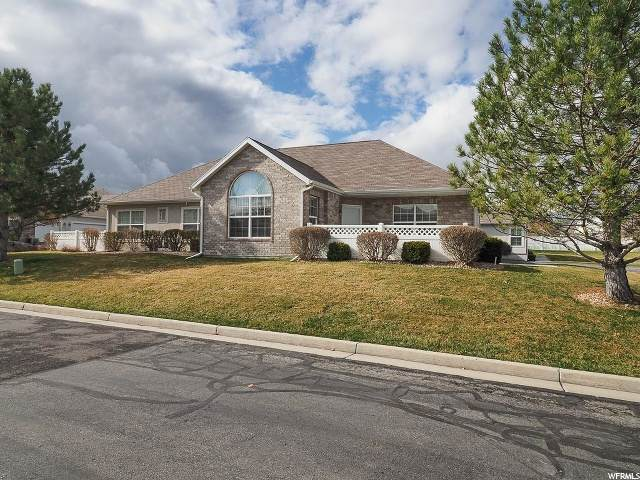 3304 S Hunter Villa Ln W A, West Valley City, UT 84128 (#1664726) :: Colemere Realty Associates