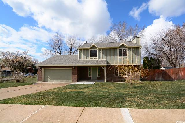 1185 N Ash E, Layton, UT 84040 (#1664733) :: Big Key Real Estate