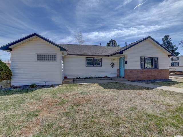 132 N 100 W, Monticello, UT 84535 (#1664744) :: Exit Realty Success