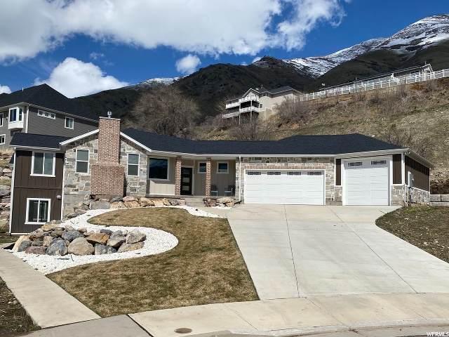184 S 1750 E, Springville, UT 84663 (#1664759) :: Utah Best Real Estate Team | Century 21 Everest